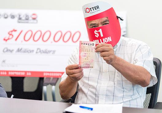 Пенсионер выиграл 3 000 000 гривен и хочет купить трактор изоражения